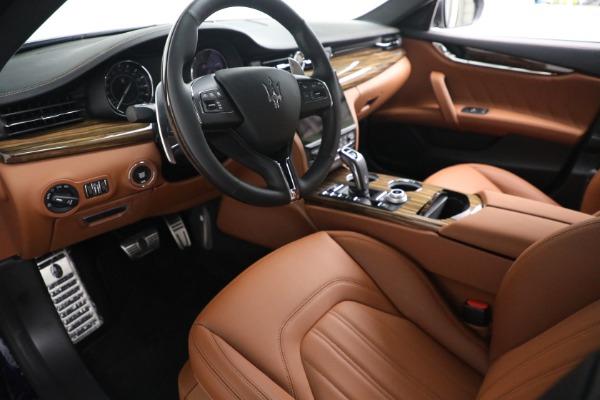 New 2021 Maserati Quattroporte S Q4 for sale Sold at Pagani of Greenwich in Greenwich CT 06830 14