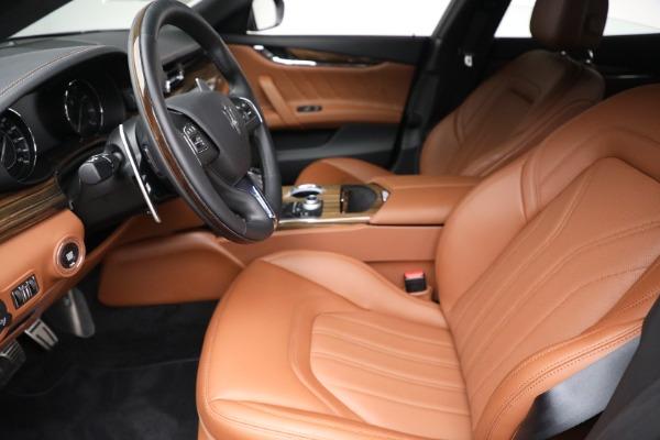 New 2021 Maserati Quattroporte S Q4 for sale Sold at Pagani of Greenwich in Greenwich CT 06830 15