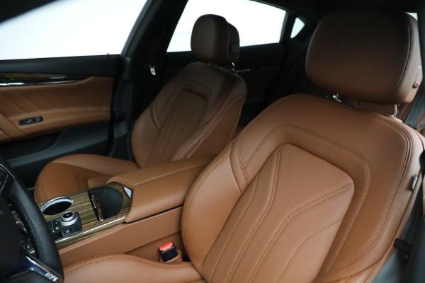 New 2021 Maserati Quattroporte S Q4 for sale Sold at Pagani of Greenwich in Greenwich CT 06830 16