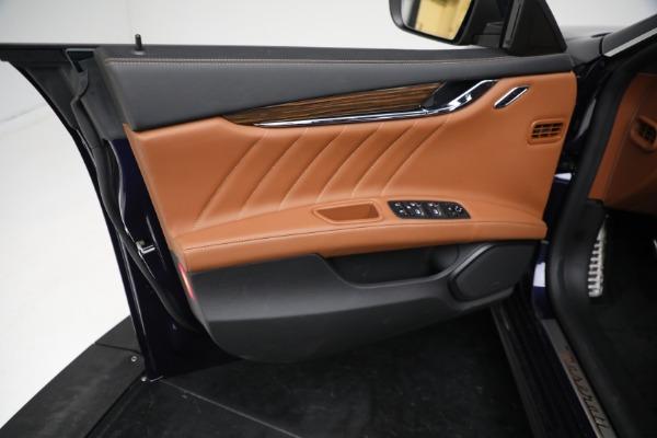 New 2021 Maserati Quattroporte S Q4 for sale Sold at Pagani of Greenwich in Greenwich CT 06830 17