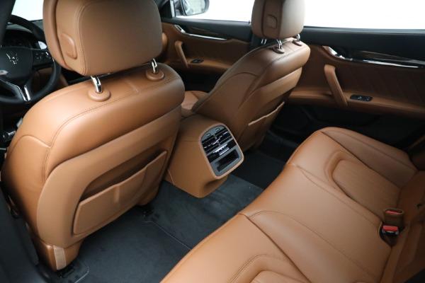 New 2021 Maserati Quattroporte S Q4 for sale Sold at Pagani of Greenwich in Greenwich CT 06830 18