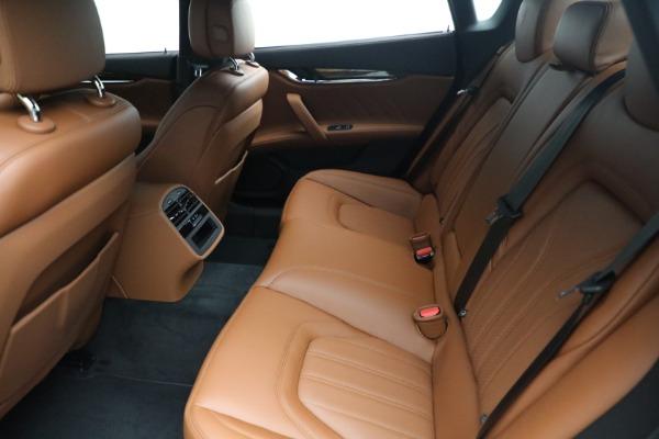 New 2021 Maserati Quattroporte S Q4 for sale Sold at Pagani of Greenwich in Greenwich CT 06830 19