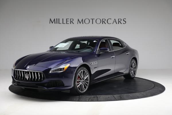 New 2021 Maserati Quattroporte S Q4 for sale $121,749 at Pagani of Greenwich in Greenwich CT 06830 2