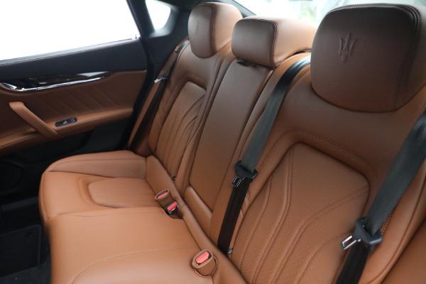 New 2021 Maserati Quattroporte S Q4 for sale Sold at Pagani of Greenwich in Greenwich CT 06830 20