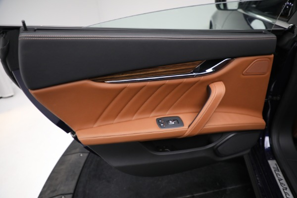 New 2021 Maserati Quattroporte S Q4 for sale Sold at Pagani of Greenwich in Greenwich CT 06830 21