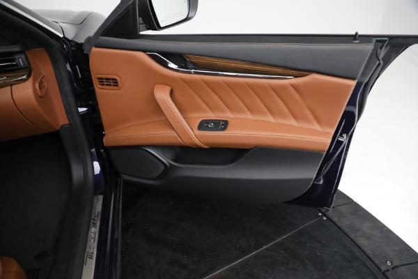New 2021 Maserati Quattroporte S Q4 for sale Sold at Pagani of Greenwich in Greenwich CT 06830 24