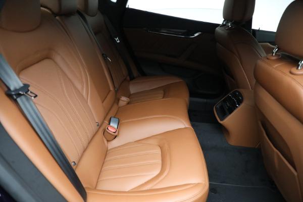 New 2021 Maserati Quattroporte S Q4 for sale Sold at Pagani of Greenwich in Greenwich CT 06830 26