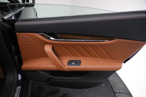 New 2021 Maserati Quattroporte S Q4 for sale Sold at Pagani of Greenwich in Greenwich CT 06830 27
