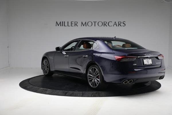 New 2021 Maserati Quattroporte S Q4 for sale Sold at Pagani of Greenwich in Greenwich CT 06830 6