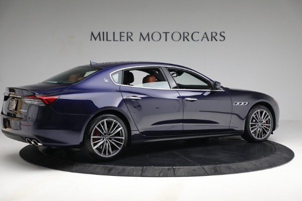 New 2021 Maserati Quattroporte S Q4 for sale Sold at Pagani of Greenwich in Greenwich CT 06830 9
