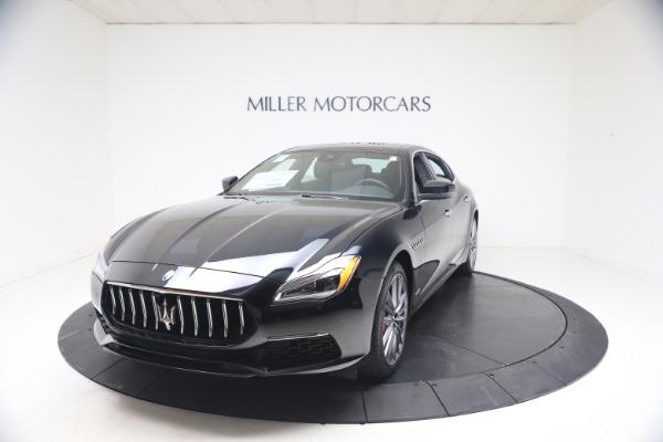New 2021 Maserati Quattroporte S Q4 GranLusso for sale $129,135 at Pagani of Greenwich in Greenwich CT 06830 12