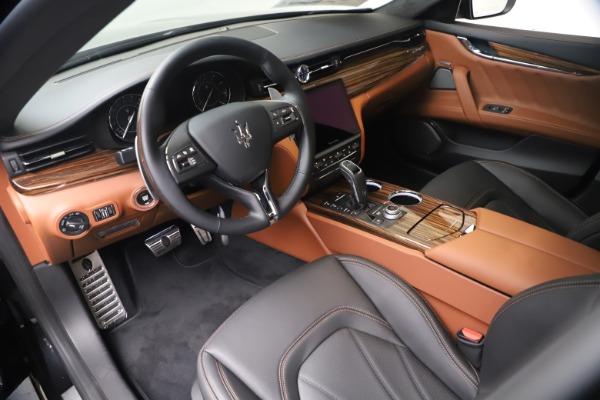 New 2021 Maserati Quattroporte S Q4 GranLusso for sale $129,135 at Pagani of Greenwich in Greenwich CT 06830 13