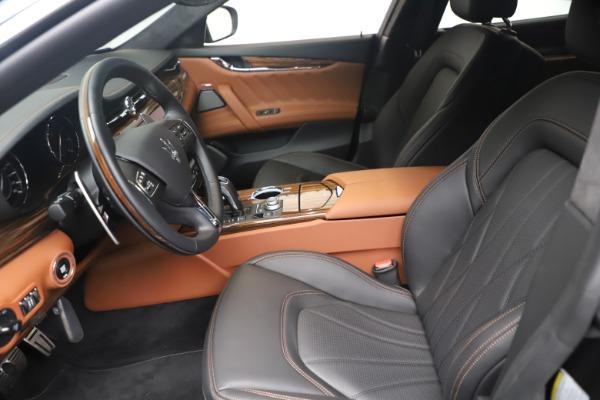 New 2021 Maserati Quattroporte S Q4 GranLusso for sale $129,135 at Pagani of Greenwich in Greenwich CT 06830 14