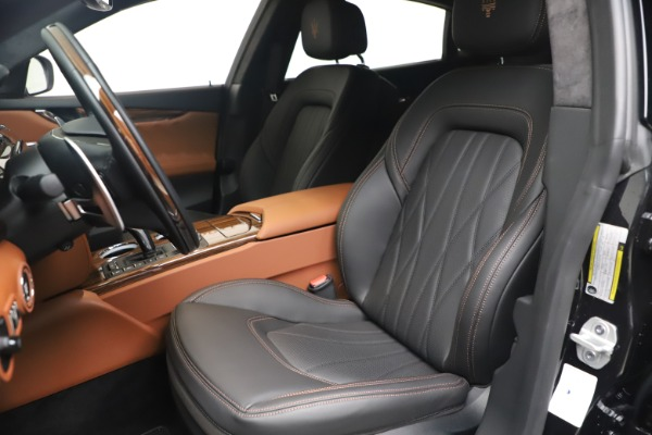 New 2021 Maserati Quattroporte S Q4 GranLusso for sale $129,135 at Pagani of Greenwich in Greenwich CT 06830 15