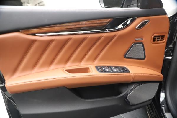 New 2021 Maserati Quattroporte S Q4 GranLusso for sale $129,135 at Pagani of Greenwich in Greenwich CT 06830 16