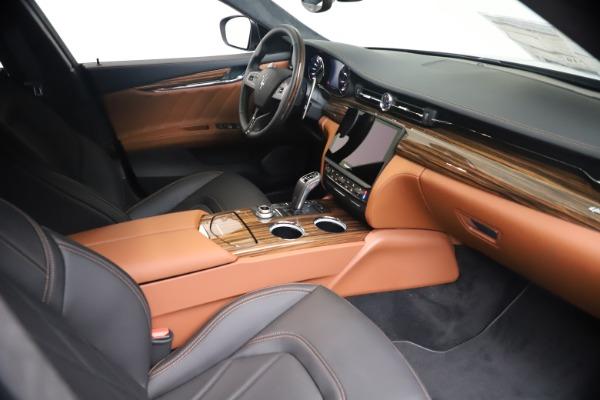 New 2021 Maserati Quattroporte S Q4 GranLusso for sale $129,135 at Pagani of Greenwich in Greenwich CT 06830 18