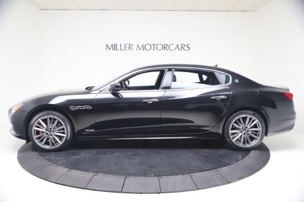 New 2021 Maserati Quattroporte S Q4 GranLusso for sale $129,135 at Pagani of Greenwich in Greenwich CT 06830 2