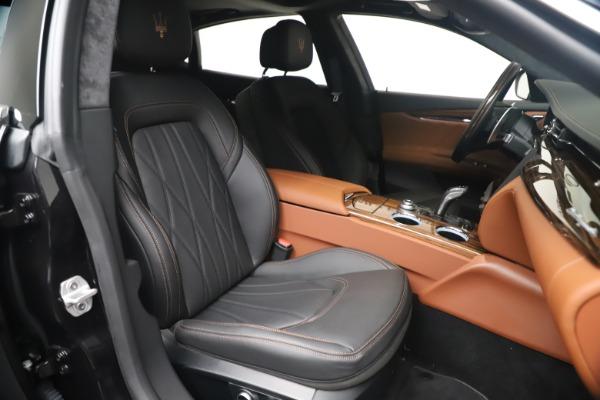 New 2021 Maserati Quattroporte S Q4 GranLusso for sale $129,135 at Pagani of Greenwich in Greenwich CT 06830 20