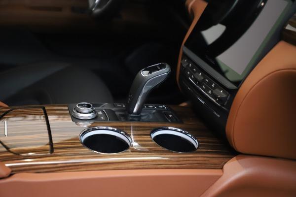 New 2021 Maserati Quattroporte S Q4 GranLusso for sale $129,135 at Pagani of Greenwich in Greenwich CT 06830 22