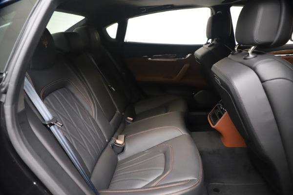 New 2021 Maserati Quattroporte S Q4 GranLusso for sale $129,135 at Pagani of Greenwich in Greenwich CT 06830 23