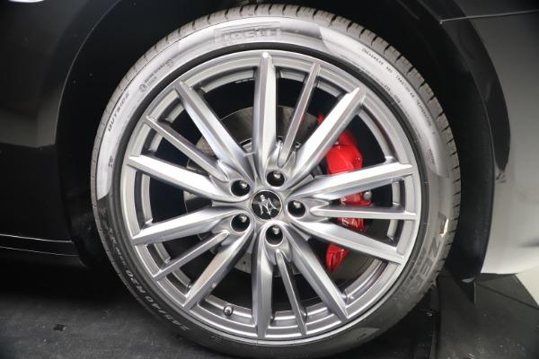 New 2021 Maserati Quattroporte S Q4 GranLusso for sale $129,135 at Pagani of Greenwich in Greenwich CT 06830 24