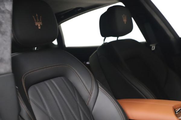 New 2021 Maserati Quattroporte S Q4 GranLusso for sale $129,135 at Pagani of Greenwich in Greenwich CT 06830 25