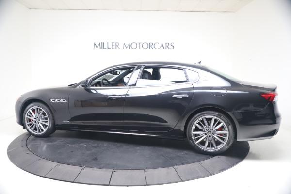 New 2021 Maserati Quattroporte S Q4 GranLusso for sale $129,135 at Pagani of Greenwich in Greenwich CT 06830 3