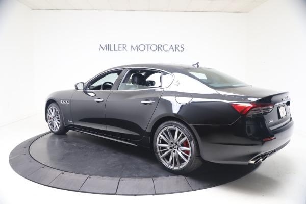 New 2021 Maserati Quattroporte S Q4 GranLusso for sale $129,135 at Pagani of Greenwich in Greenwich CT 06830 4