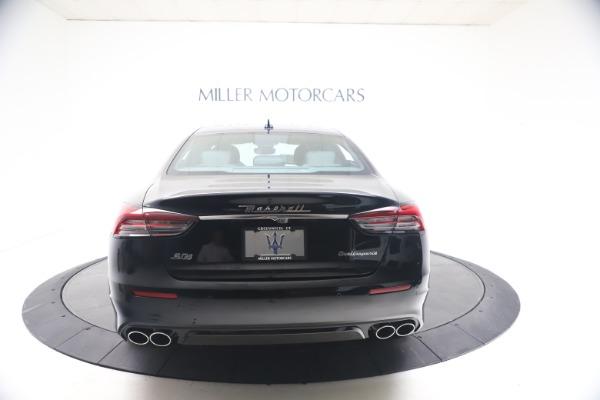 New 2021 Maserati Quattroporte S Q4 GranLusso for sale $129,135 at Pagani of Greenwich in Greenwich CT 06830 5