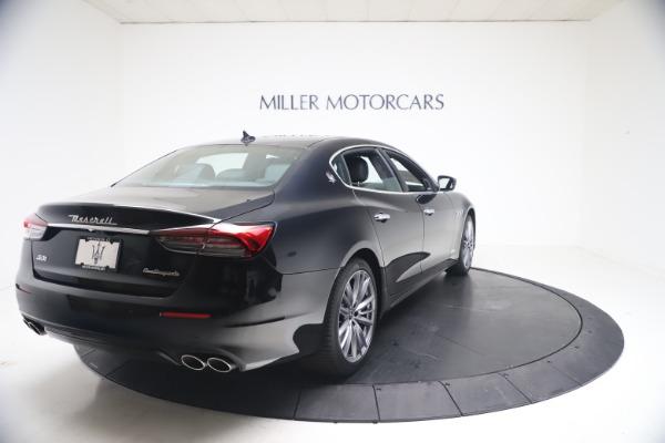 New 2021 Maserati Quattroporte S Q4 GranLusso for sale $129,135 at Pagani of Greenwich in Greenwich CT 06830 6