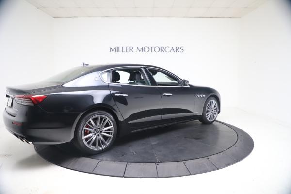 New 2021 Maserati Quattroporte S Q4 GranLusso for sale $129,135 at Pagani of Greenwich in Greenwich CT 06830 7
