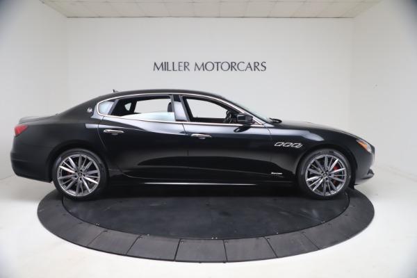 New 2021 Maserati Quattroporte S Q4 GranLusso for sale $129,135 at Pagani of Greenwich in Greenwich CT 06830 8