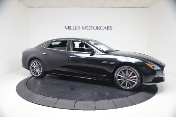 New 2021 Maserati Quattroporte S Q4 GranLusso for sale $129,135 at Pagani of Greenwich in Greenwich CT 06830 9