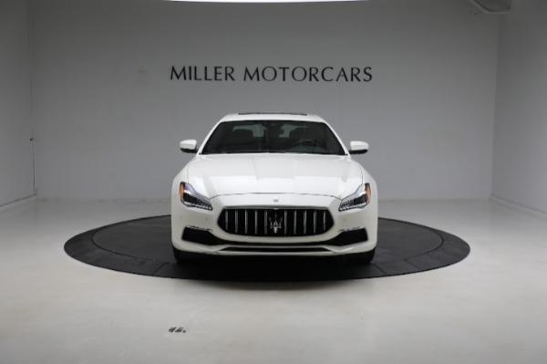 New 2021 Maserati Quattroporte S Q4 GranLusso for sale $120,599 at Pagani of Greenwich in Greenwich CT 06830 12