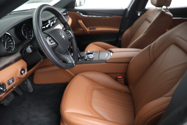 New 2021 Maserati Quattroporte S Q4 GranLusso for sale $120,599 at Pagani of Greenwich in Greenwich CT 06830 13