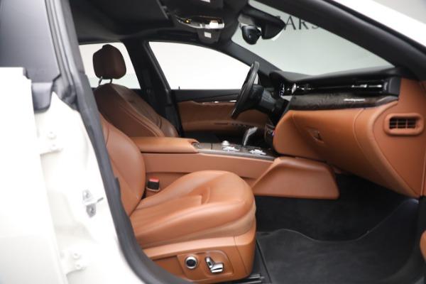 New 2021 Maserati Quattroporte S Q4 GranLusso for sale $120,599 at Pagani of Greenwich in Greenwich CT 06830 14