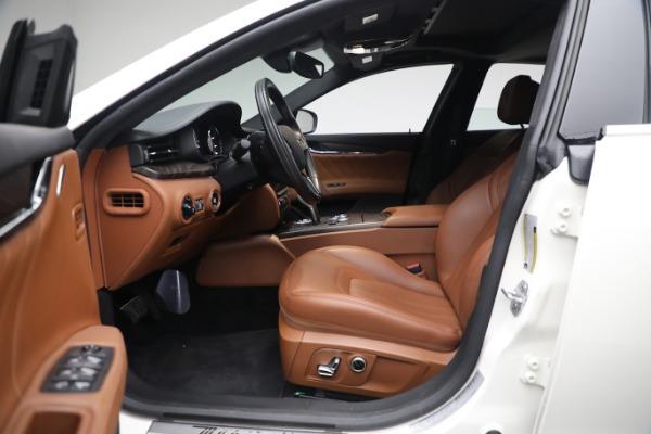 New 2021 Maserati Quattroporte S Q4 GranLusso for sale $120,599 at Pagani of Greenwich in Greenwich CT 06830 15