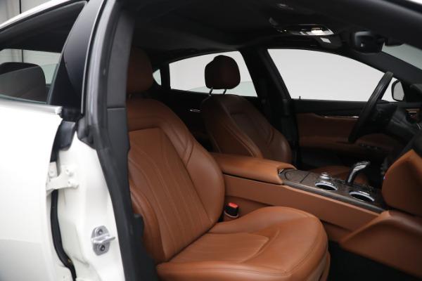 New 2021 Maserati Quattroporte S Q4 GranLusso for sale $120,599 at Pagani of Greenwich in Greenwich CT 06830 16
