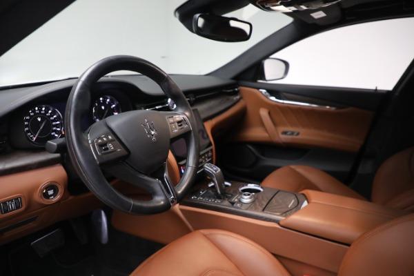 New 2021 Maserati Quattroporte S Q4 GranLusso for sale $120,599 at Pagani of Greenwich in Greenwich CT 06830 17