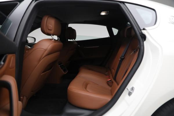 New 2021 Maserati Quattroporte S Q4 GranLusso for sale $120,599 at Pagani of Greenwich in Greenwich CT 06830 18