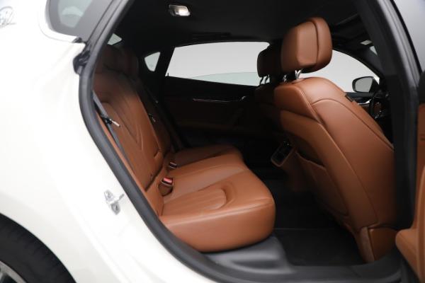 New 2021 Maserati Quattroporte S Q4 GranLusso for sale $120,599 at Pagani of Greenwich in Greenwich CT 06830 19