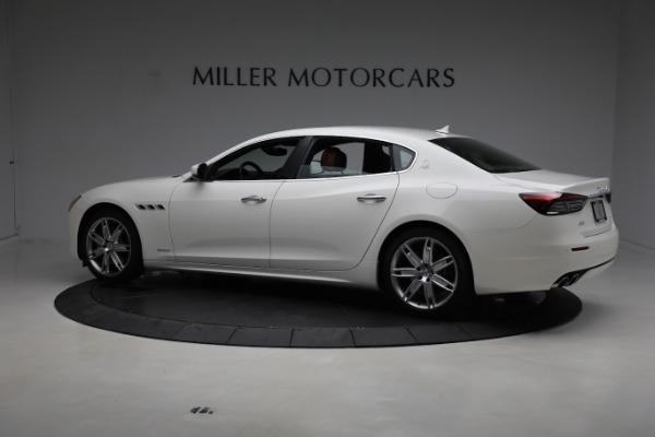 New 2021 Maserati Quattroporte S Q4 GranLusso for sale $120,599 at Pagani of Greenwich in Greenwich CT 06830 4