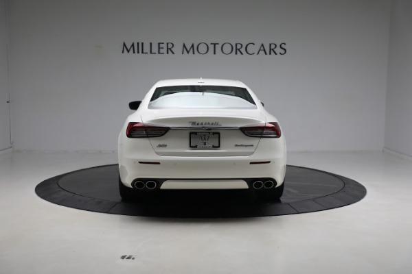 New 2021 Maserati Quattroporte S Q4 GranLusso for sale $120,599 at Pagani of Greenwich in Greenwich CT 06830 6