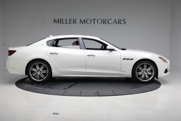 New 2021 Maserati Quattroporte S Q4 GranLusso for sale $120,599 at Pagani of Greenwich in Greenwich CT 06830 9