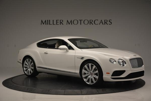 New 2016 Bentley Continental GT V8 for sale Sold at Pagani of Greenwich in Greenwich CT 06830 10