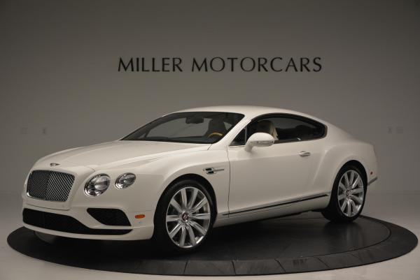 New 2016 Bentley Continental GT V8 for sale Sold at Pagani of Greenwich in Greenwich CT 06830 2
