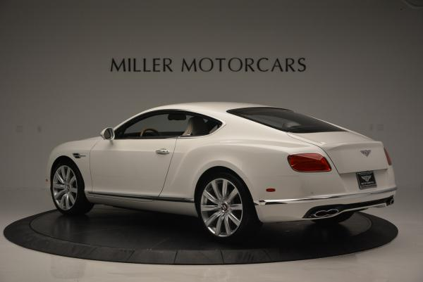 New 2016 Bentley Continental GT V8 for sale Sold at Pagani of Greenwich in Greenwich CT 06830 4