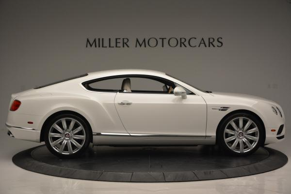 New 2016 Bentley Continental GT V8 for sale Sold at Pagani of Greenwich in Greenwich CT 06830 9