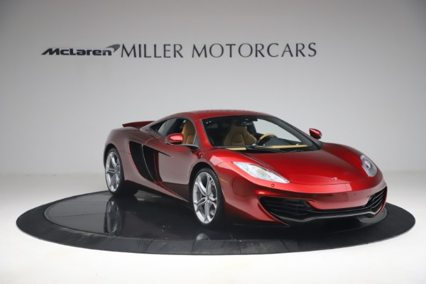 Used 2012 McLaren MP4-12C for sale Sold at Pagani of Greenwich in Greenwich CT 06830 10