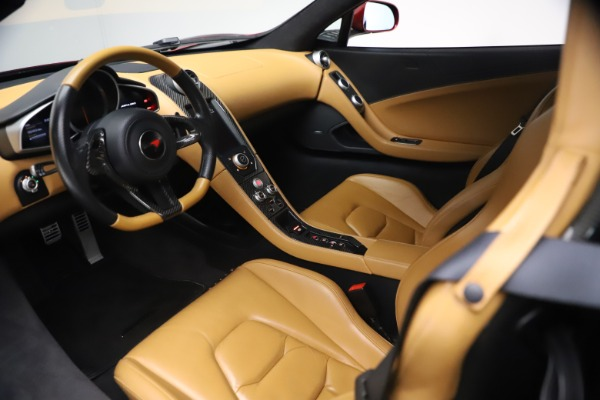 Used 2012 McLaren MP4-12C for sale Sold at Pagani of Greenwich in Greenwich CT 06830 15